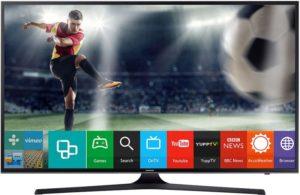 Recenze televizoru Samsung UE55KU6072