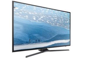 Recenze televizoru Samsung UE43KU6072