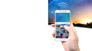 Recenze televizoru Samsung UE55KU6072-Obraz a zvuk