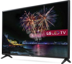 LG 43LJ594V recenze a návod
