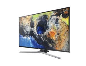Samsung UE43MU6192 recenze a návod