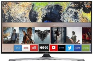 Samsung UE43MU6172 recenze a návod