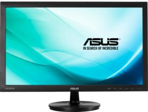 Asus VS247HR recenze a návod