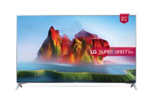LG 49SJ800V recenze a návod