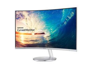 Samsung C27F591FD recenze a návod
