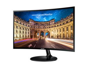 Samsung LC24F390FHUXEN recenze a návod