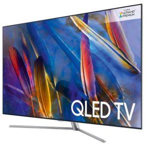 Samsung QE55Q7F recenze a návod