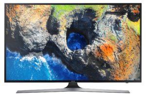 Samsung UE50MU6102 recenze a návod