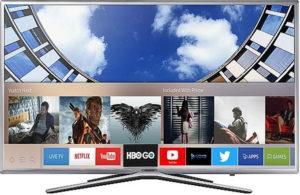 Samsung UE32M5602 recenze a návod