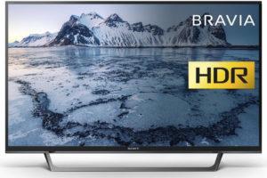 Sony Bravia KDL-32WE615 recenze a návod