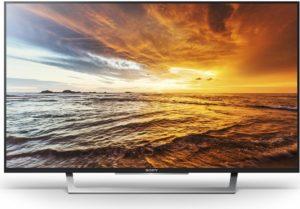 Sony Bravia KDL-49WE755 recenze a návod