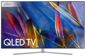 Televizor Samsung QE49Q7F – recenze a návod