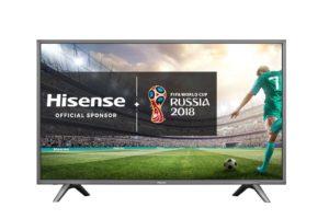HISENSE H55NEC5200 – recenze a návod