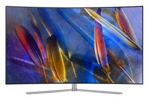 Samsung QE55Q7C recenze a návod