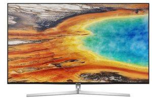 Samsung UE75MU8002 recenze a návod
