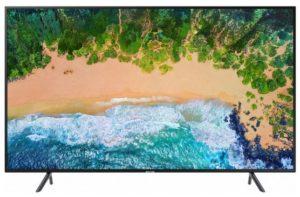Samsung UE55NU7172 Recenze a návod
