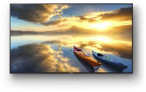 Sony Bravia KD-55XE7005 Recenze a návod