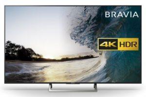 Sony Bravia KD-55XE8596 Recenze a návod