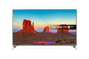 LG 70UK6500 recenze a návod