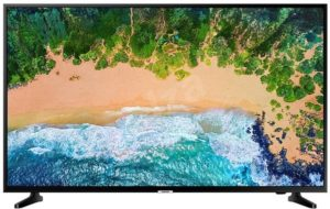 Samsung UE65NU7092 recenze a návod