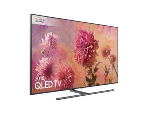 Samsung QE55Q9FN recenze a návod
