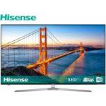 Hisense H65U7A recenze a návod