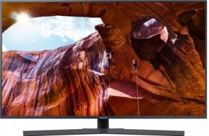 Samsung UE43RU7402 recenze a návod