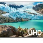 Samsung UE43RU7172 recenze a návod