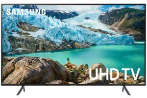 Samsung UE55RU7172 recenze a návod