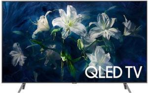 Samsung QE65Q8DN recenze a návod
