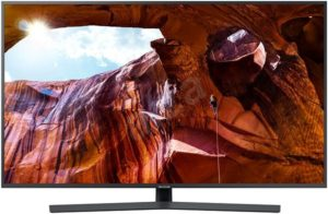 Samsung UE50RU7402 recenze a návod