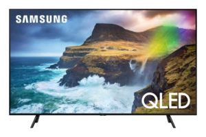 Samsung QE65Q70R recenze a návod