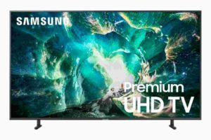 Samsung UE49RU8002 recenze a návod