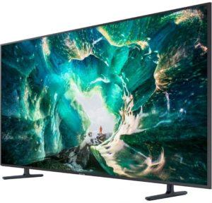 Samsung UE65RU8002 recenze a návod