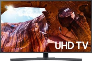 Samsung UE55RU7402 recenze a návod