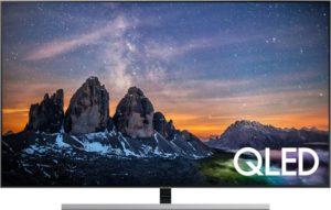 Samsung QE55Q85R recenze a návod