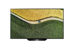 LG OLED55B9 recenze a návod