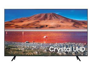 Samsung UE43TU7072 recenze a návod