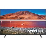 Samsung UE55TU7072 recenze, návod, cena