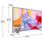 Samsung QE43Q60T recenze, návod, cena