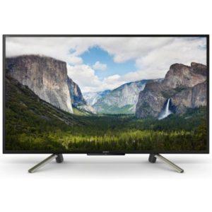 Sony Bravia KDL-43WF665 recenze, návod, cena