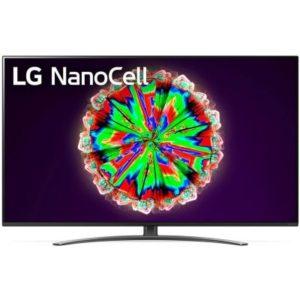 LG 55NANO81 recenze, cena, návod