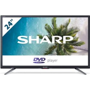 Sharp LC-24DHG5112E recenze, cena, návod