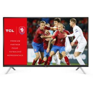 TCL 40DD420 recenze, cena, návod
